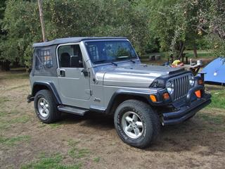 For Sale 2000 Jeep Wrangler Patagonia Bariloche Argentina